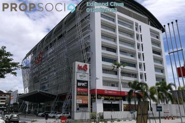 For Sale Office at Wisma BU8, Bandar Utama Freehold Fully Furnished 0R/0B 850k