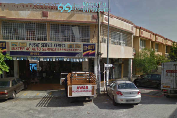For Sale Shop at Puteri 5, Bandar Puteri Puchong Freehold Semi Furnished 1R/1B 935k
