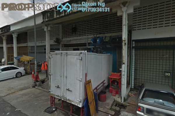 For Sale Factory at Taman Sungai Besi, Sungai Besi Leasehold Semi Furnished 1R/1B 900k