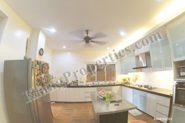 For Sale Semi-Detached at Bandar Parklands, Klang Freehold Fully Furnished 5R/4B 1.25m