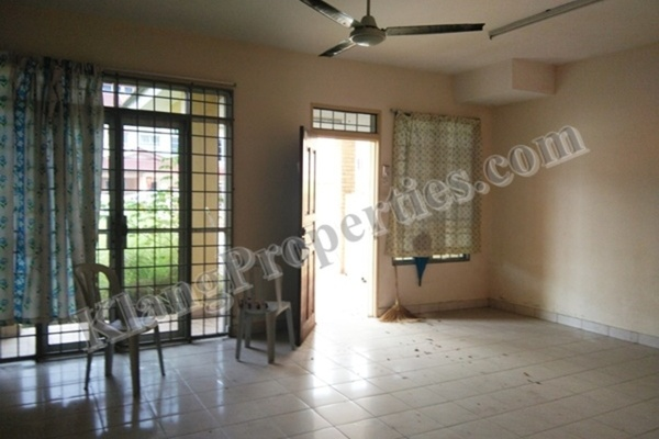 For Sale Terrace at Bandar Botanic, Klang Freehold Unfurnished 4R/3B 628k