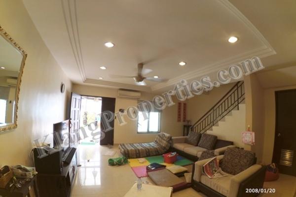 For Sale Terrace at Bandar Botanic, Klang Freehold Fully Furnished 4R/3B 638k
