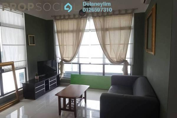 For Rent Condominium at Amaya Maluri, Cheras Freehold Fully Furnished 2R/2B 2.35k