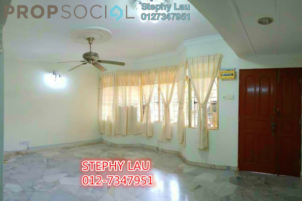 For Rent Terrace at BK5, Bandar Kinrara Freehold Semi Furnished 4R/3B 1.8k