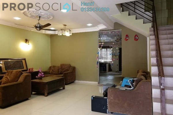 For Sale Terrace at Emerald East, Rawang Freehold Semi Furnished 3R/2B 530k