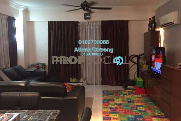 For Sale Condominium at Mutiara Oriental, Tropicana Freehold Fully Furnished 3R/3B 765k