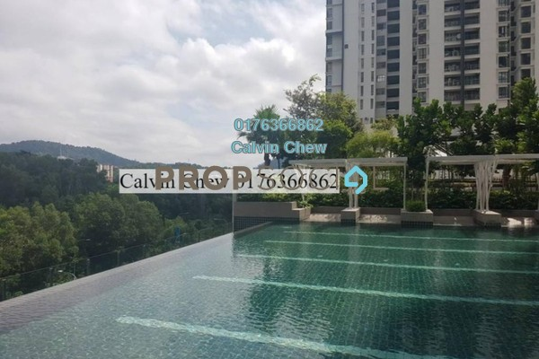 For Sale Serviced Residence at You Vista @ You City, Batu 9 Cheras Freehold Unfurnished 2R/2B 657k
