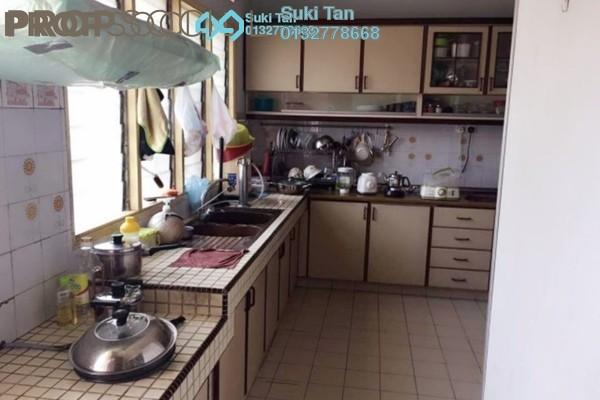 For Sale Terrace at Taman Bukit Maluri, Kepong Freehold Semi Furnished 4R/3B 930k