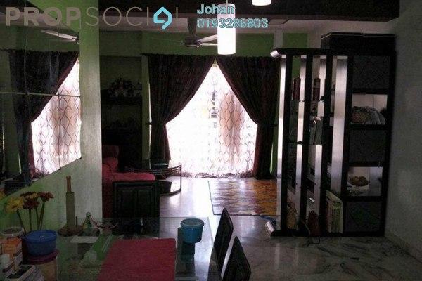 For Sale Apartment at Vista Lavender, Bandar Kinrara Freehold Unfurnished 3R/2B 280k