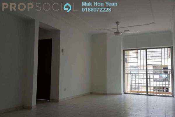 For Sale Condominium at Warisan Cityview, Cheras Freehold Semi Furnished 3R/2B 395k