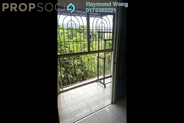 For Rent Apartment at Taman Orkid, Batu 9 Cheras Freehold Unfurnished 3R/1B 650translationmissing:en.pricing.unit