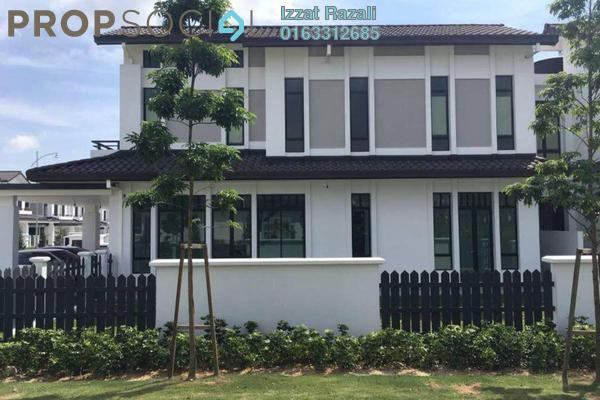 For Sale Semi-Detached at Eco Majestic, Semenyih Freehold Unfurnished 4R/5B 1.25m