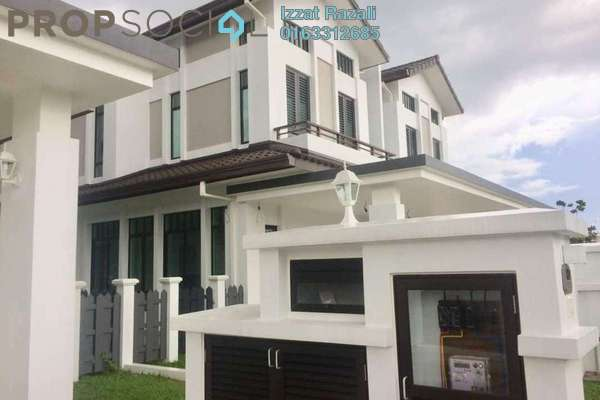 For Sale Semi-Detached at Eco Majestic, Semenyih Freehold Unfurnished 4R/5B 920k