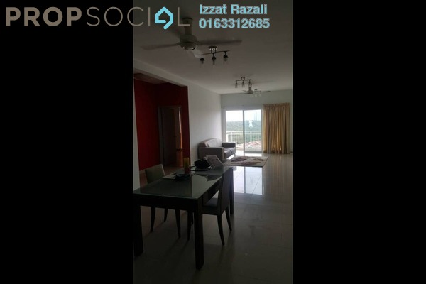 For Sale Condominium at Cova Suite, Kota Damansara Freehold Semi Furnished 3R/2B 850k