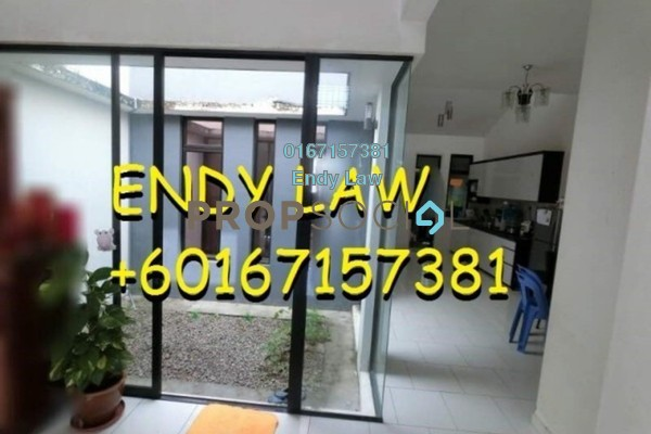 For Sale Terrace at Luciana, Setia Eco Gardens Freehold Semi Furnished 3R/2B 439k