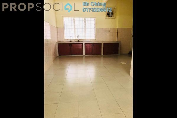For Rent Terrace at PU8, Bandar Puchong Utama Freehold Unfurnished 4R/3B 1.25k