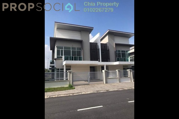 For Sale Semi-Detached at Canary Garden, Bandar Bestari Freehold Unfurnished 6R/5B 1.55m