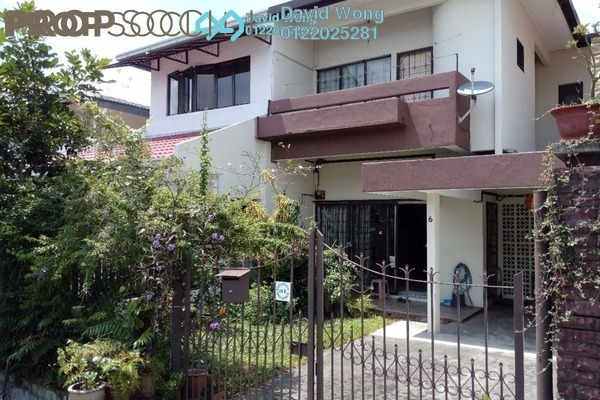 For Sale Terrace at SS4, Kelana Jaya Freehold Unfurnished 4R/3B 830k