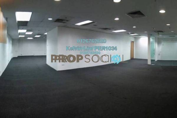 For Rent Office at Plaza Sentral, KL Sentral Freehold Semi Furnished 1R/1B 14.9k