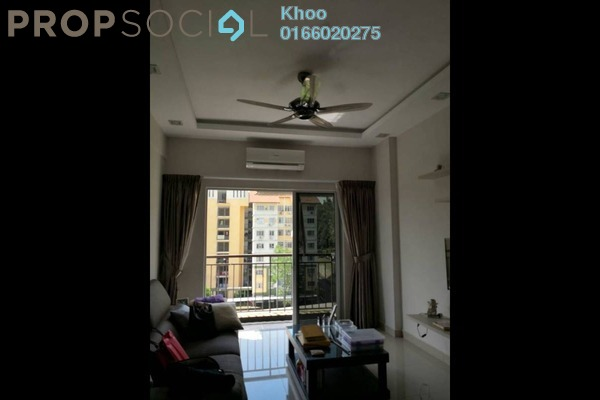For Sale Condominium at Tiara Hatamas, Cheras Freehold Fully Furnished 3R/2B 488k