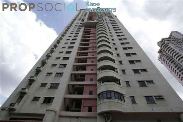 For Sale Condominium at Angkasa Impian 1, Bukit Ceylon Freehold Fully Furnished 3R/2B 650k