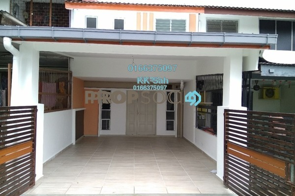 For Sale Link at Taman Kajang Baru, Kajang Freehold Unfurnished 3R/2B 395k
