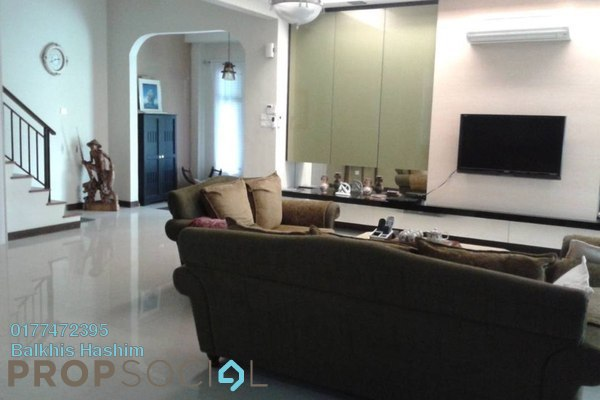 For Sale Semi-Detached at Glenmarie Cove, Port Klang Freehold Fully Furnished 5R/4B 1.5m