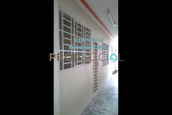 For Sale Apartment at Residensi Bistaria, Ukay Freehold Unfurnished 3R/2B 280k