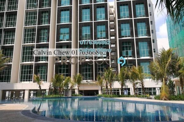 For Sale Condominium at Mutiara Ville, Cyberjaya Freehold Unfurnished 3R/2B 397k