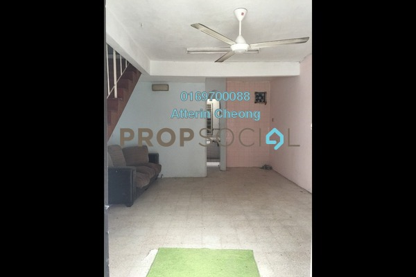 For Sale Terrace at Taman Sri Sinar, Segambut Freehold Unfurnished 3R/2B 410k