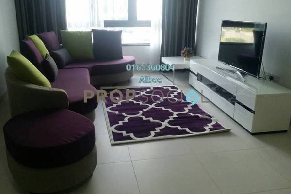 For Rent Condominium at AraGreens Residences, Ara Damansara Freehold Fully Furnished 4R/3B 4k
