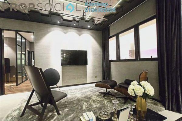 For Sale Condominium at Taman Pertama, Cheras Freehold Semi Furnished 3R/2B 430k