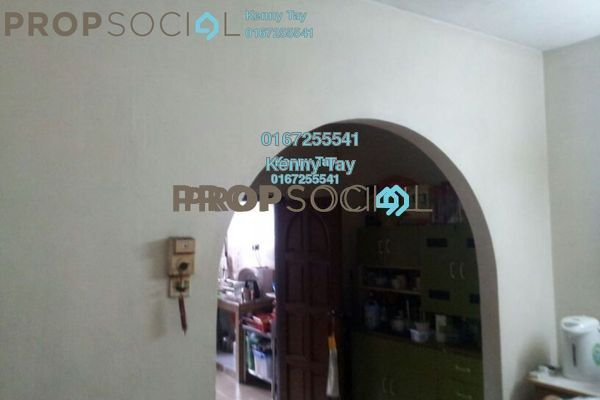 For Sale Terrace at Taman Jinjang Baru, Jinjang Freehold Semi Furnished 4R/3B 568k