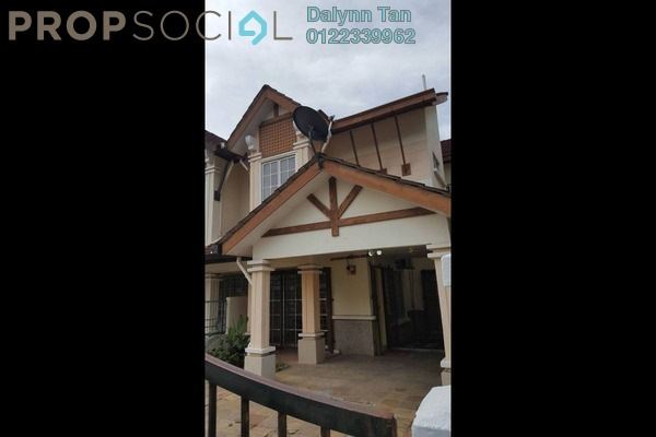 For Rent Terrace at BP11, Bandar Bukit Puchong Freehold Semi Furnished 4R/3B 1.6k