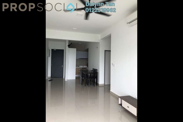For Rent Condominium at V-Residensi 2, Shah Alam Freehold Fully Furnished 2R/2B 1.45k