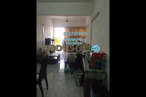 For Sale Apartment at Casa Magna, Kepong Leasehold Semi Furnished 3R/2B 320k