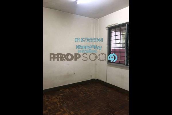 For Sale Condominium at SD Apartments, Bandar Sri Damansara Freehold Semi Furnished 3R/2B 375k