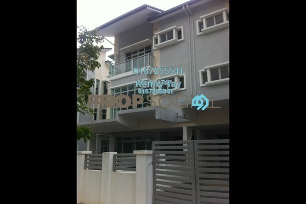 For Sale Semi-Detached at Laman Rimbunan, Kepong Freehold Semi Furnished 6R/5B 1.85m