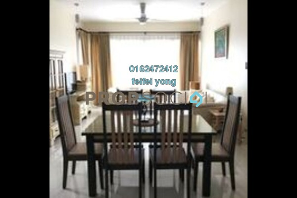 For Rent Condominium at Kiara 1888, Mont Kiara Freehold Fully Furnished 3R/2B 3.2k