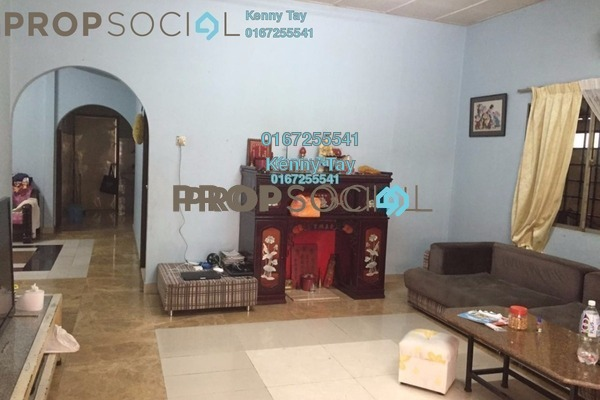 For Sale Terrace at Bandar Baru Sungai Buloh, Sungai Buloh Freehold Semi Furnished 3R/2B 590k