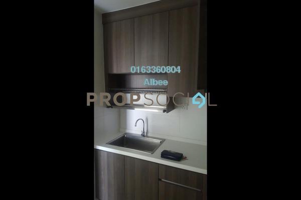 For Rent Condominium at Maisson, Ara Damansara Freehold Semi Furnished 2R/2B 1.65k