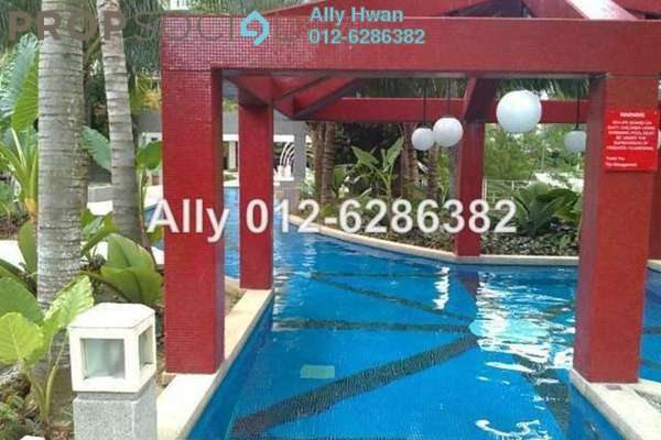 For Sale Condominium at Kiaramas Ayuria, Mont Kiara Freehold Fully Furnished 3R/4B 1.3m