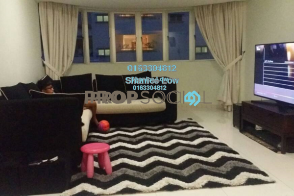 For Sale Condominium at Prima Duta, Dutamas Freehold Fully Furnished 3R/3B 650k