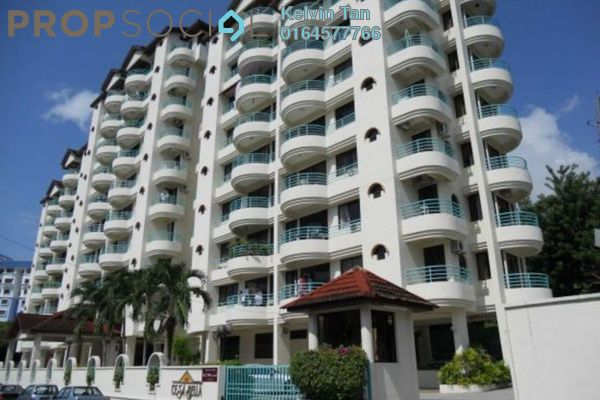 For Rent Apartment at Desa Bella, Tanjung Tokong Freehold Fully Furnished 3R/2B 1.2k