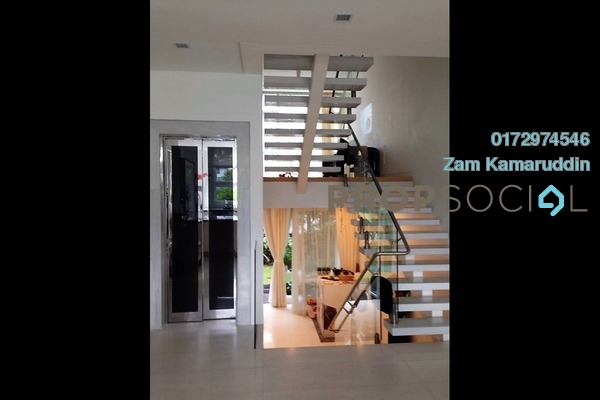 For Sale Terrace at Kiara 9, Mont Kiara Freehold Fully Furnished 5R/6B 4m