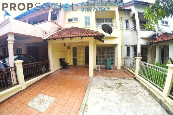 For Sale Terrace at Bandar Tasik Selatan, Kuala Lumpur Leasehold Unfurnished 4R/3B 680k