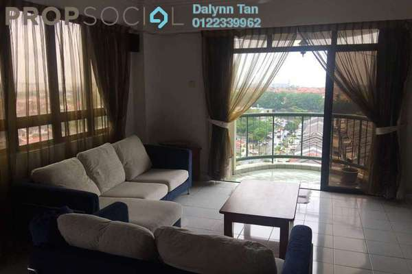 For Rent Condominium at Mutiara Oriental, Tropicana Freehold Fully Furnished 3R/2B 2k