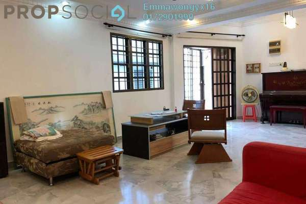 For Sale Terrace at Kepong Ulu, Kepong Leasehold Unfurnished 4R/3B 470k