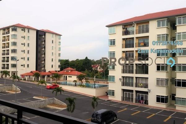 For Sale Apartment at Bandar Puncak Alam, Kuala Selangor Freehold Unfurnished 3R/2B 240k
