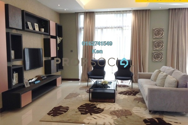 For Sale Semi-Detached at Sunway Eastwood, Seri Kembangan Freehold Fully Furnished 4R/5B 2.52m